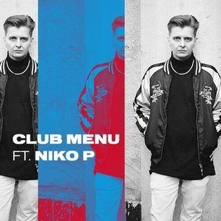 CLUB MENU by NIKO P
