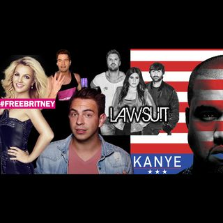 007: #FreeBritney, Kanye 2020, 'Lady A' sues Lady A & more! / Beyond The Front Row