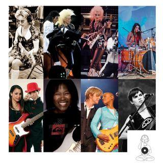 Capítulo 16: Mujeres instrumentistas en sesiones de grabación o en vivo históricas de la Música