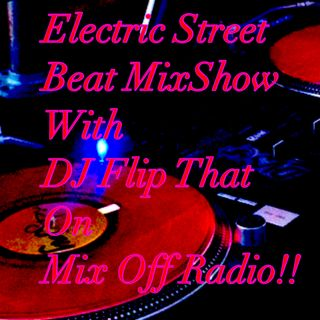 Electric Street Beat MixShow 6/8/20 (Live DJ Mix)