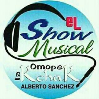 Show Musical Laguna Naineck