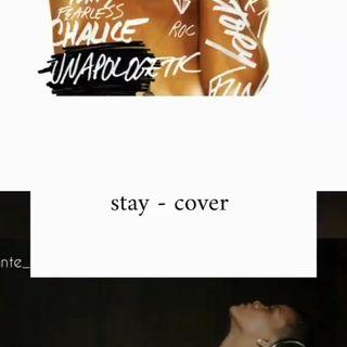 Rihanna - Stay cover