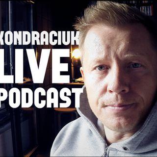 Geniusz Kuby Wojewódzkiego w Autobiografii Kuby Wojewódzkiego w interpretacji Kuby Wojewódzkiego. Kondraciuk Live #DailyPodcast #4