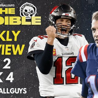The Audible - Week 4 Preview part two - Fantasy Football 2021