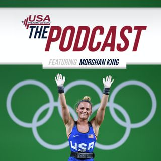 Morghan King - Learning Your Body & Being a Part of The Bar