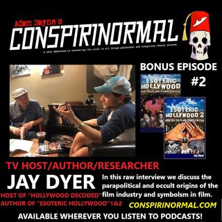 Conspirinormal Bonus Episode #2 (Jay Dyer in Nashville)