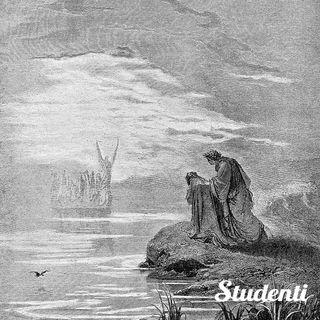 Letteratura - Dante Alighieri, Divina Commedia. Il canto III del Purgatorio