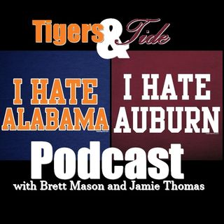 Alabama #1 Auburn #14. Iron Bowl Preview