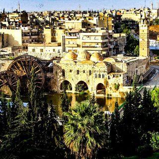 Hama, la fortezza