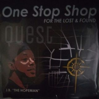 The Quest 55.  JB The HopeMan Blanco
