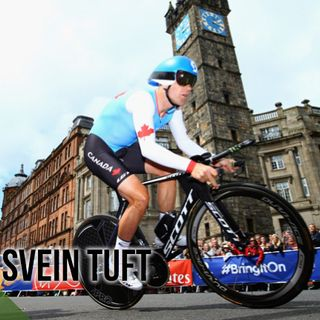 The Training & Nutrition Secrets Of Tenacious, Tough, Aggressive Professional Cyclist Svein Tuft.