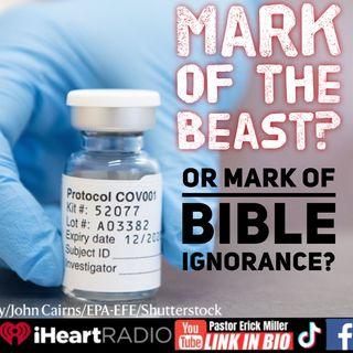 Ep 233 Mark of The Beast SETTLED: No More Fake News and Propaganda!