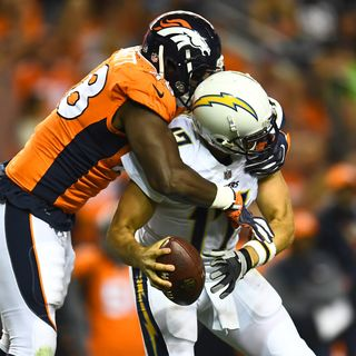 Gut Reaction: Broncos 24, Chargers 21