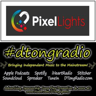 #NewMusicFriday on #dtongradio - Powered by mypixellights.com