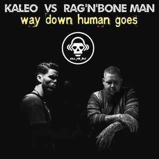 Kill_mR_DJ - Way Down Human Goes (Kaleo VS Rag'N'Bone Man)
