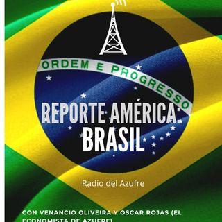 Reporte América - Brasil    con Venancio Oliveira