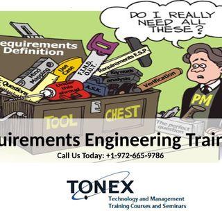 Requirements Engineering training