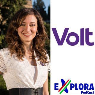 Chiacchiere:Ep.18 con Elisa Meloni di Volt, gli Stati Uniti d'Europa🇪🇺
