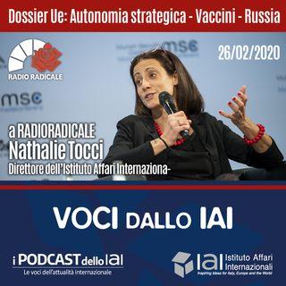 Dossier Ue: Autonomia strategica - Vaccini - Russia
