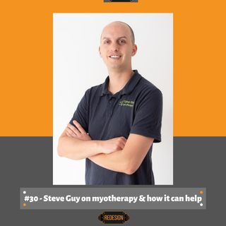 Episode 030 - Steve Guy on Myotherapy, Stretching, The Iron Man Championships & Athletes!