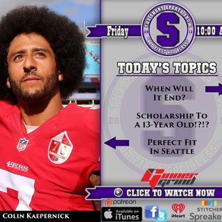 The Short Sports Show Ep. 206 | More #Baylor Trouble, Kaepernick to #Seahawks? #NBAPlayoffs Talk
