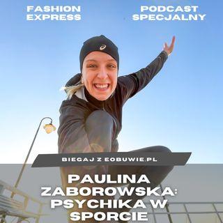 Biegaj z eobuwie.pl 2 of 4: Paulina Zaborowska o roli psychiki w sporcie