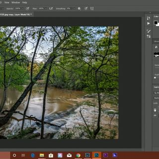 HOP 4: Lightroom vs Photoshop