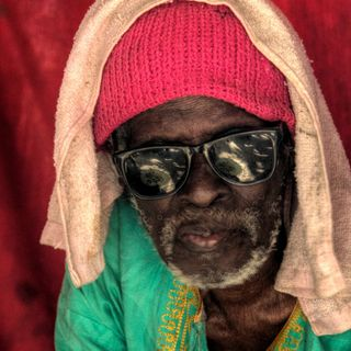 David - Gambia, GOD's miracle to me