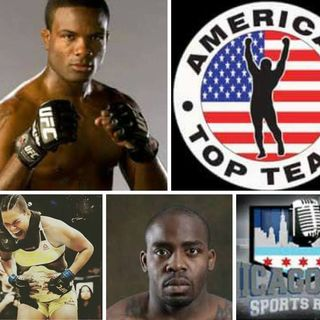 Fightlete Report Podcast July 19th