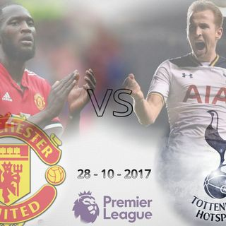 EPL WEEK 10 PREDICTION : MAN U vs SPURS WHO WILL WIN. | PODCAST MATCH PREVIEWS