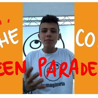 #cr BACK To Teen Parade
