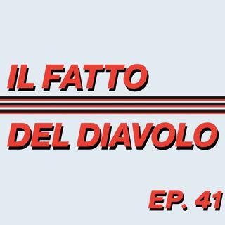 EP. 41 - Milan - Torino 1-0 - Serie A 2021/22
