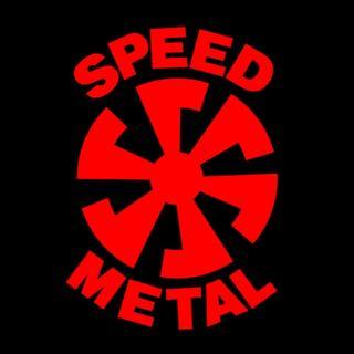 La velocidad del Speed Metal