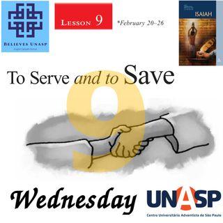 935 - Sabbath School - 24.Feb Wed