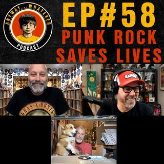 EP. 58: Adam and Rob from Charity Org Punk Rock Saves Lives
