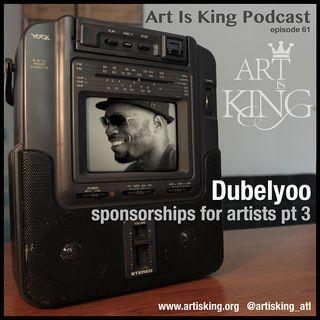 AIK 61 - Artist Sponsorships pt 3