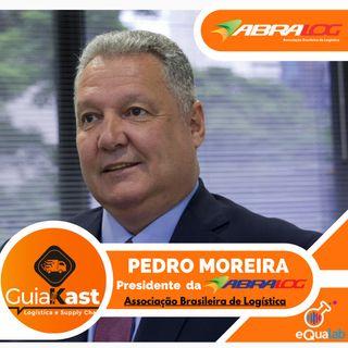 Pedro Moreira - Presidente da Abralog