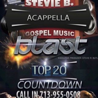 Stevie B's Acappella Gospel Music Blast - Episode 9