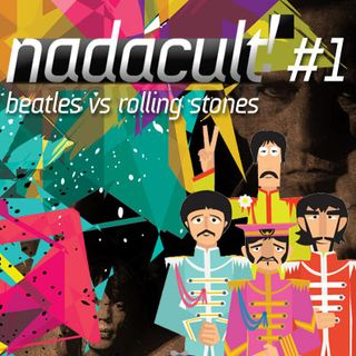 Nadacult 1 - Beatles x Stones