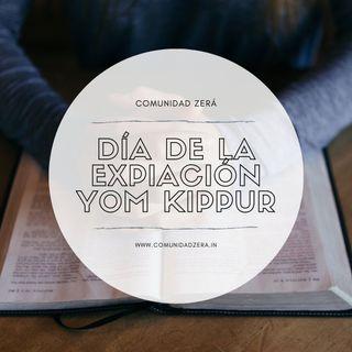 El día de la expiación - Yom Kippur