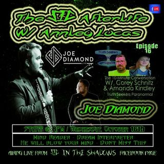 Joe Diamond & Truth Seekers Paranormal