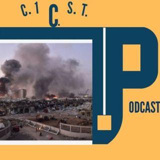 """#25 """"La gente gritaba,salian de los negocios,otros sangraban,vidrios por todos lados"""" Rita Daher .#Libano"""