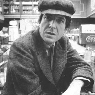 Leonard Cohen y la torre de la canción