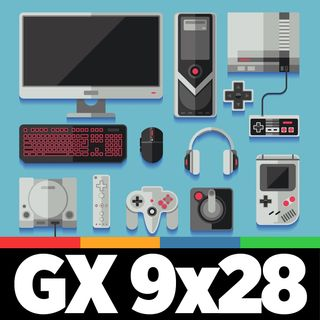 Debate sobre las exclusividades (con Víctor Fernández) - GAMELX 9x28