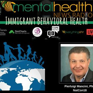 Immigrant Behavioral Health with Pierluigi Mancini, PhD