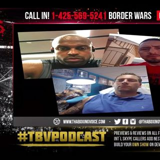 🗽Border Wars 5: EX Pro Basketball Player Turn Heavyweight Ready For Smoke😱⁉️