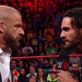 WWE Rivalries: HHH vs Seth Rollins