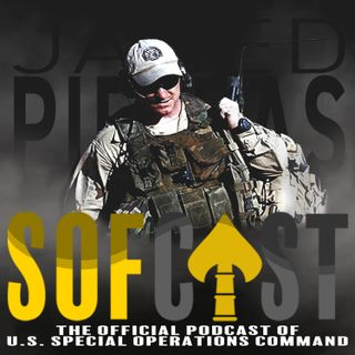 12. CMSgt Jared 'Peaches' Pietras - USAF Combat Controller, helps answer hot topics across SOCOM