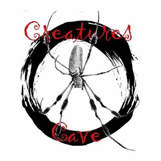 Getting sh*t on and art (ft. Danny Wells of Reptile n Chill) - TheCreaturesCave Podcast #2