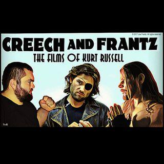 CREECH AND FRANTZ #2: Funny Movie Theater Stories!